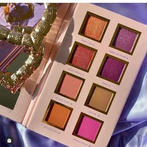 NEW! Alamar Cosmetics Spanglish Eyeshadow Palette